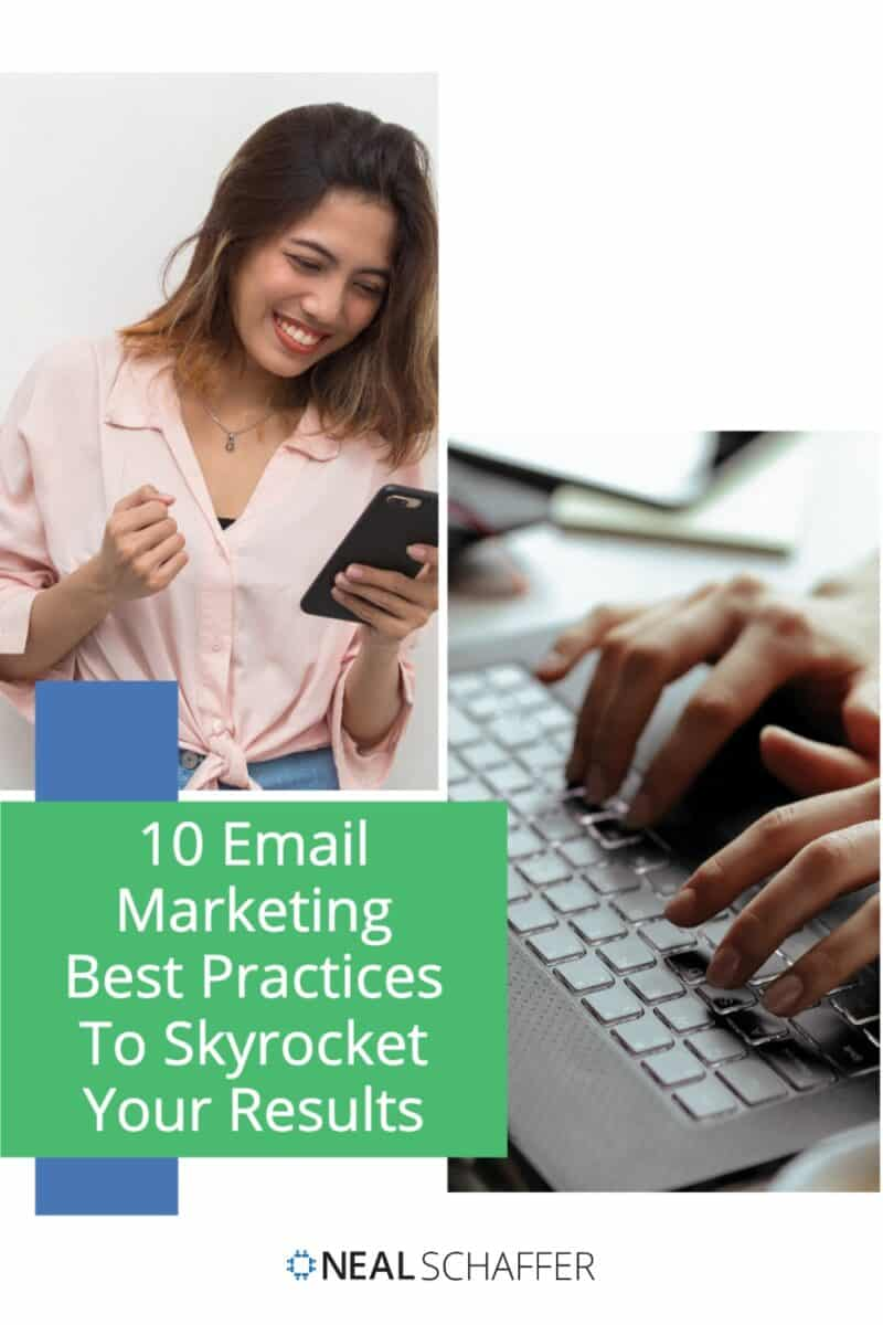 If you're looking to improve your email marketing ROI, follow these 10 email marketing best practices and thank me later!