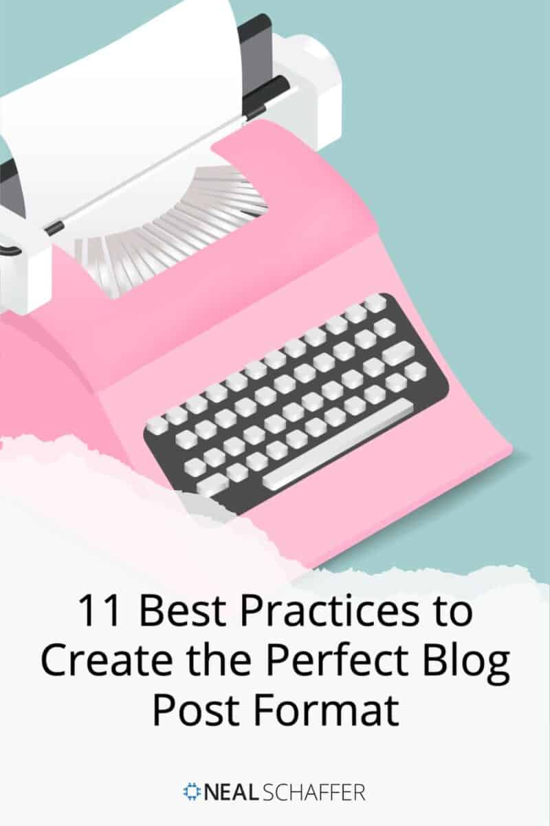 If you're blogging and you want more readers and better SEO, you should standardize on a blog post format that will deliver. Here's how.