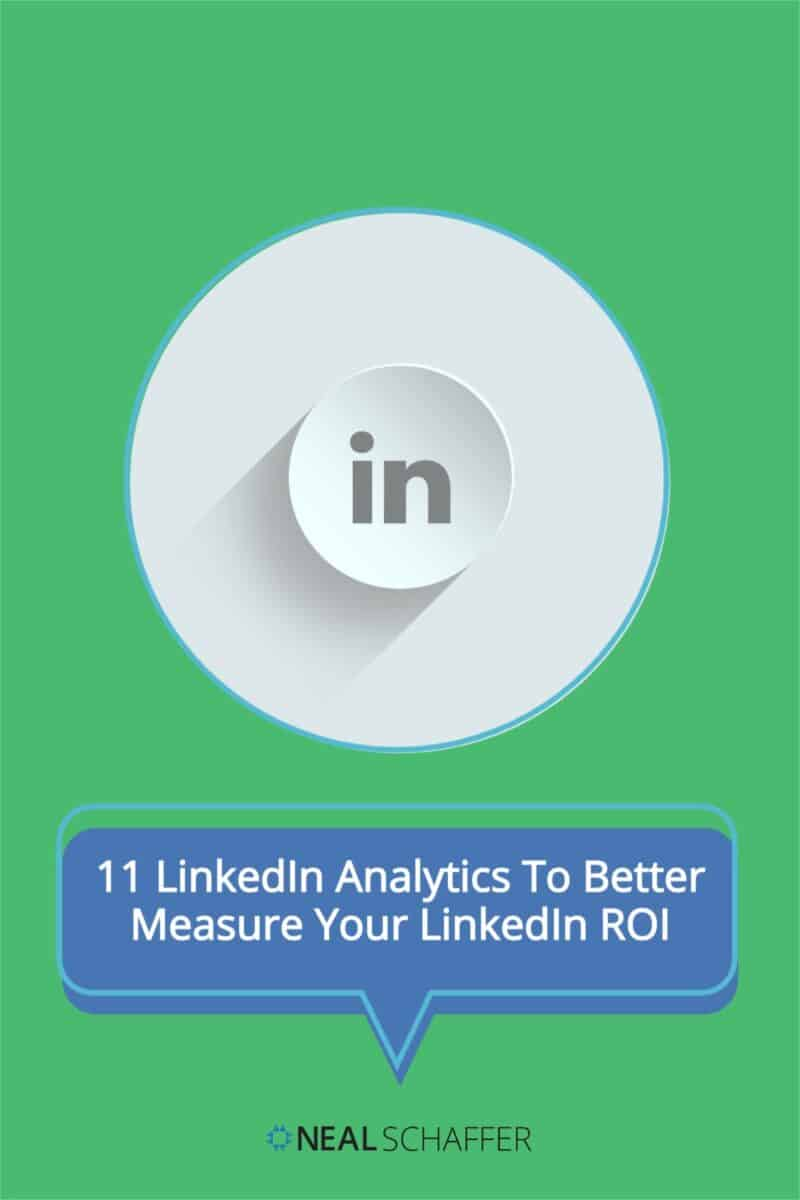 Trying to measure the performance of your LinkedIn activities? Check out this introduction to LinkedIn analytics and how you can measure what.