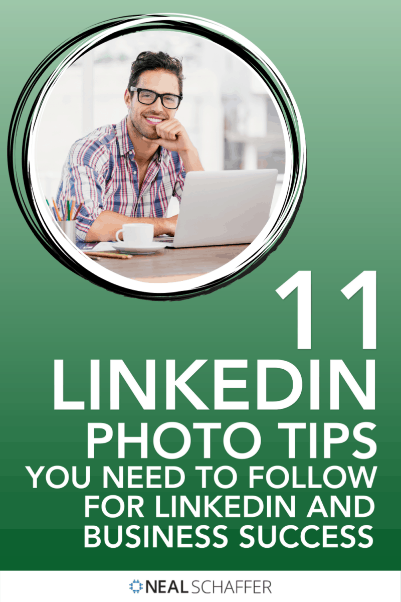 Here's 11 LinkedIn photo tips together with advice on why you should upload a photo to your LinkedIn profile, photo requirements, and more.