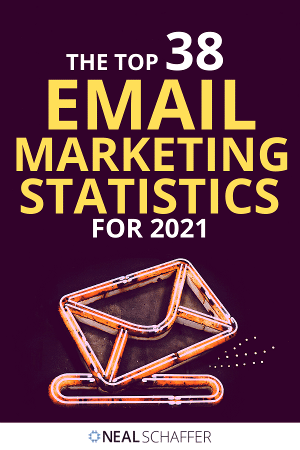 Don't believe the incredible ROI that email marketing generates? Check out these 38 compelling email marketing statistics for 2021.