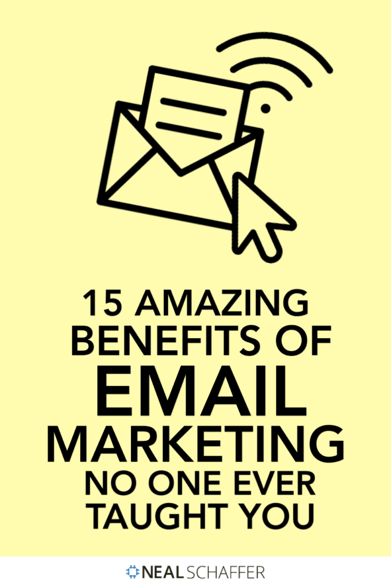 While one of the oldest forms of digital marketing, email is also very effective. Here are the benefits of email marketing you need to know.