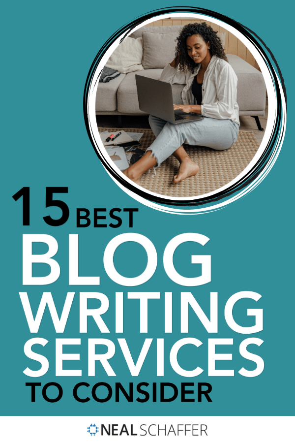 Looking to scale your content marketing? Check out the details on these 15 recommended blog writing services that will help you do that!