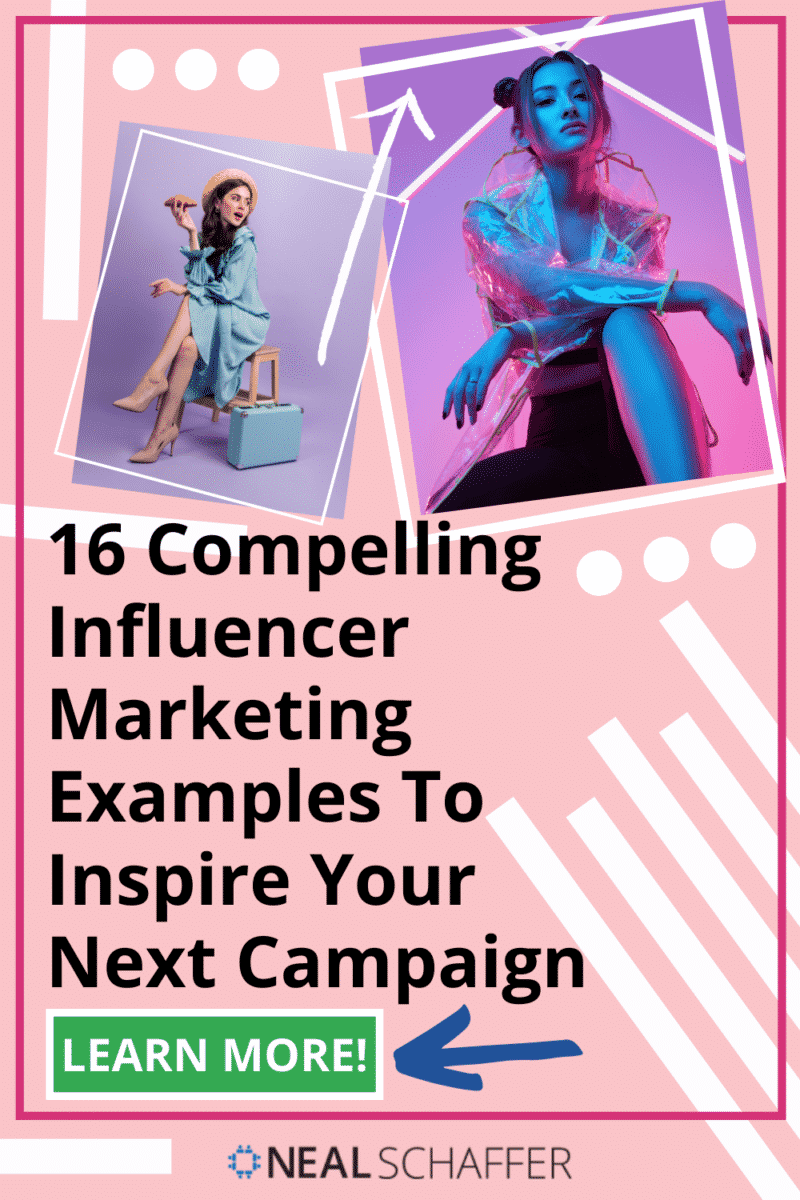 Looking for influencer marketing examples? These 16 case studies were hand-selected outtakes that weren't published in The Age of Influence.