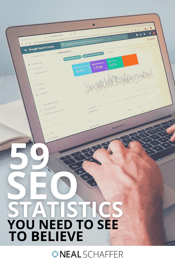 If you want to understand the importance of and find ideas to improve your search engine optimization, check out these 59 SEO statistics!