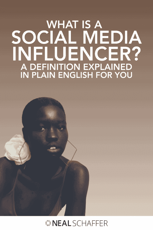 We know that influencers and influencer marketing are all the rage, but exactly who and what is a social media influencer? Let me explain in full detail.