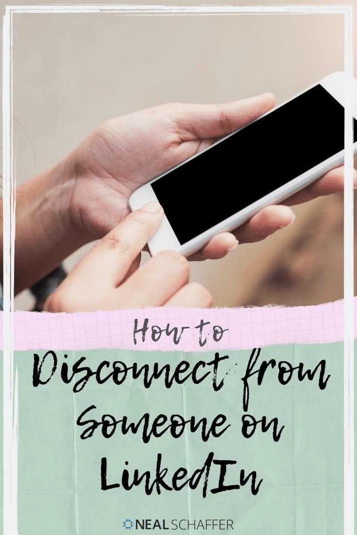 Trying to figure out how to delete connections on LinkedIn? Here are two easy ways to disconnect from someone on LinkedIn. Manage your LinkedIn connections!