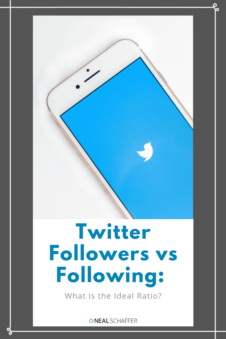 Are the quality or quantity of Twitter Followers important? Here's my advice on the ideal Followers vs Following ratio and why it's important to your brand.
