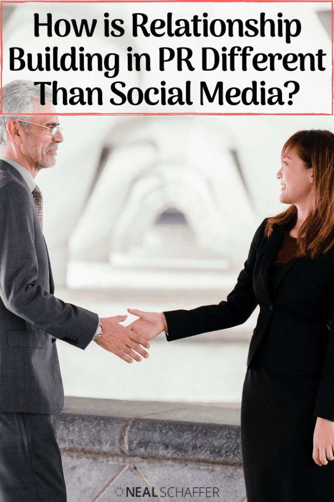 Connections Byte: Chewing on Relationship Building in PR vs. Social Media is a guest post on relationship between public relations and social media by Judy Gombita.