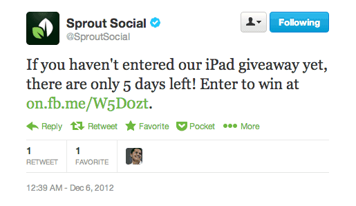 sprout-social-contest