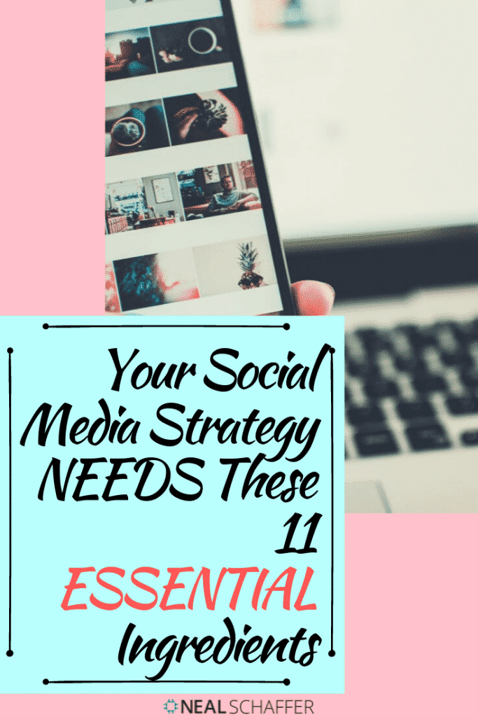11 Ingredients for a Complete Social Media Marketing Strategy Plan