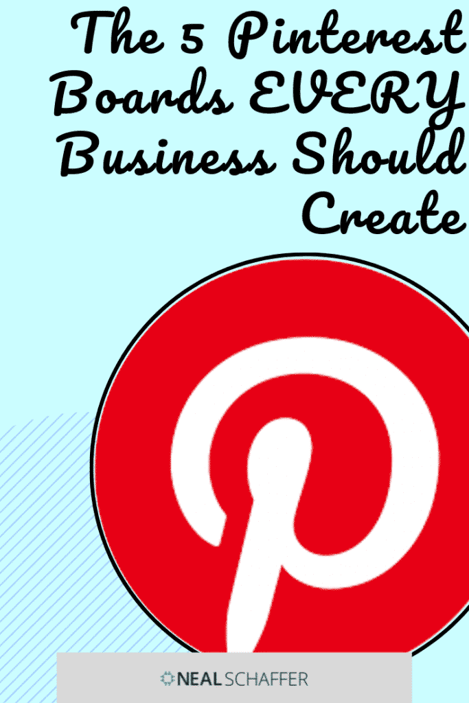 5 Pinterest Boards You Should Create for Your Business on Pinterest