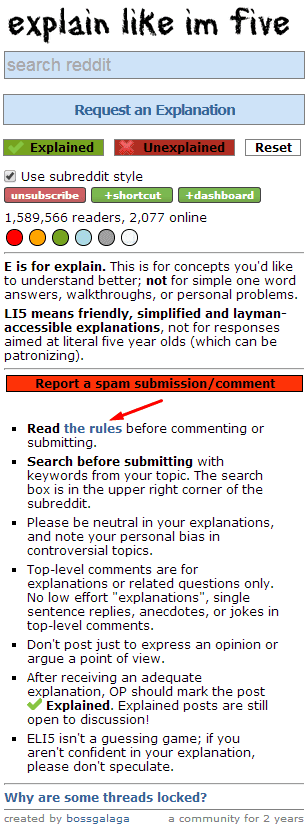 What is a subreddit and Why Should I Care? An Explanation