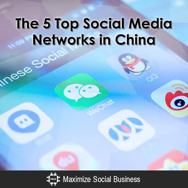 Chinese Social Media The 5 Top Social Media Networks in China