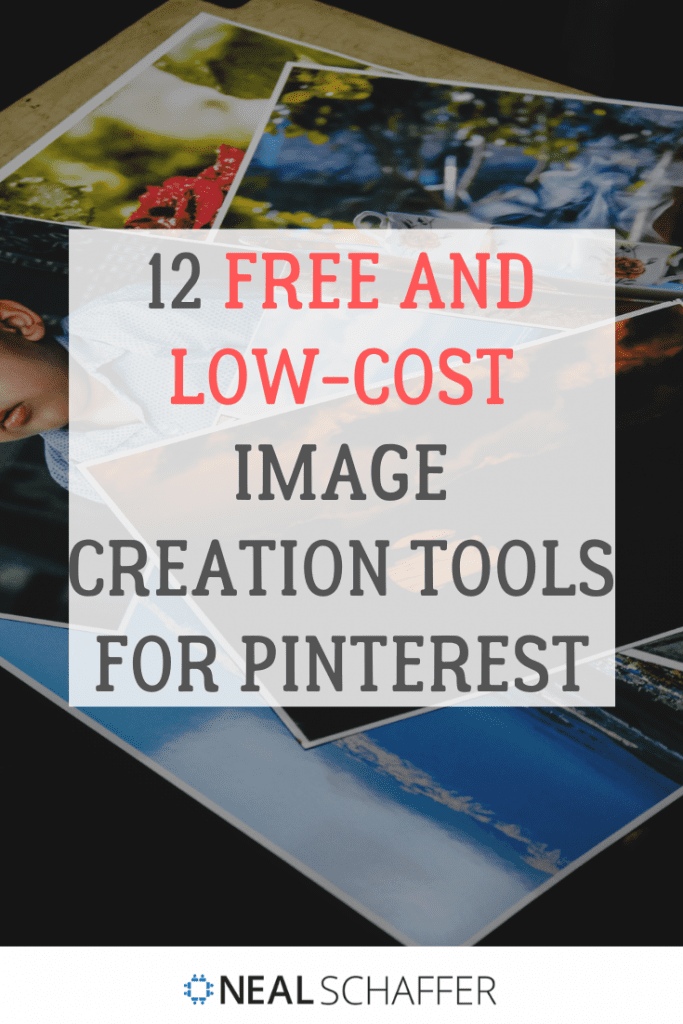 12 Free and Low-Cost Pinterest Tools for Creating Images