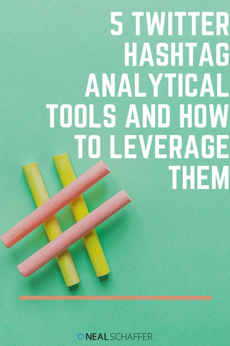 Do you use any Twitter hashtag analytics tools to track the hashtags you use? Do you track the effectiveness of your hashtags? Here are 5 tools to use.