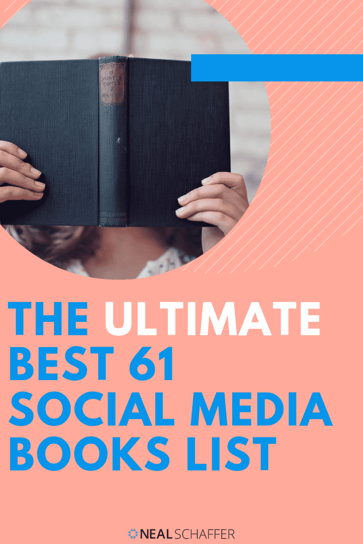 Social Media Books: The Ultimate List of 61 Best Ones