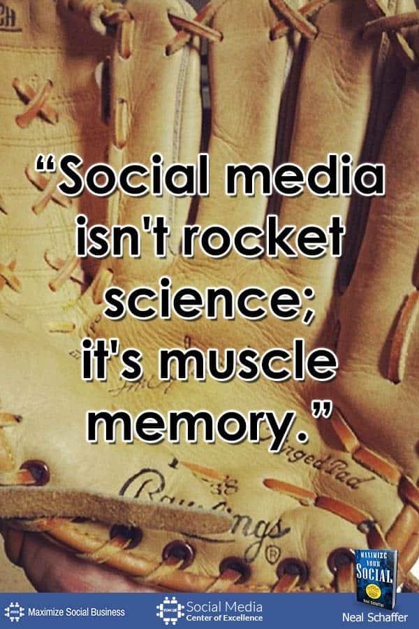 """""""Social Media Isn"""