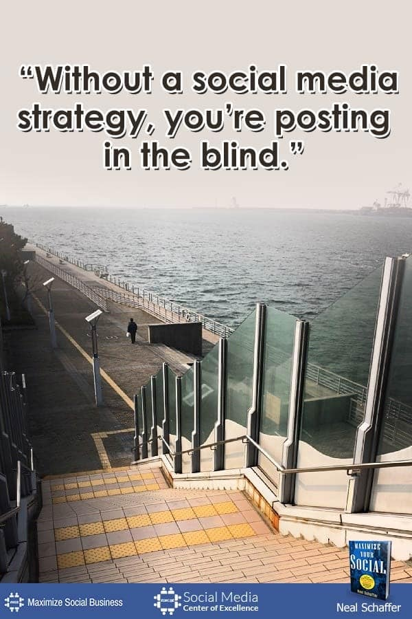 """Without a Social Media Strategy, You"
