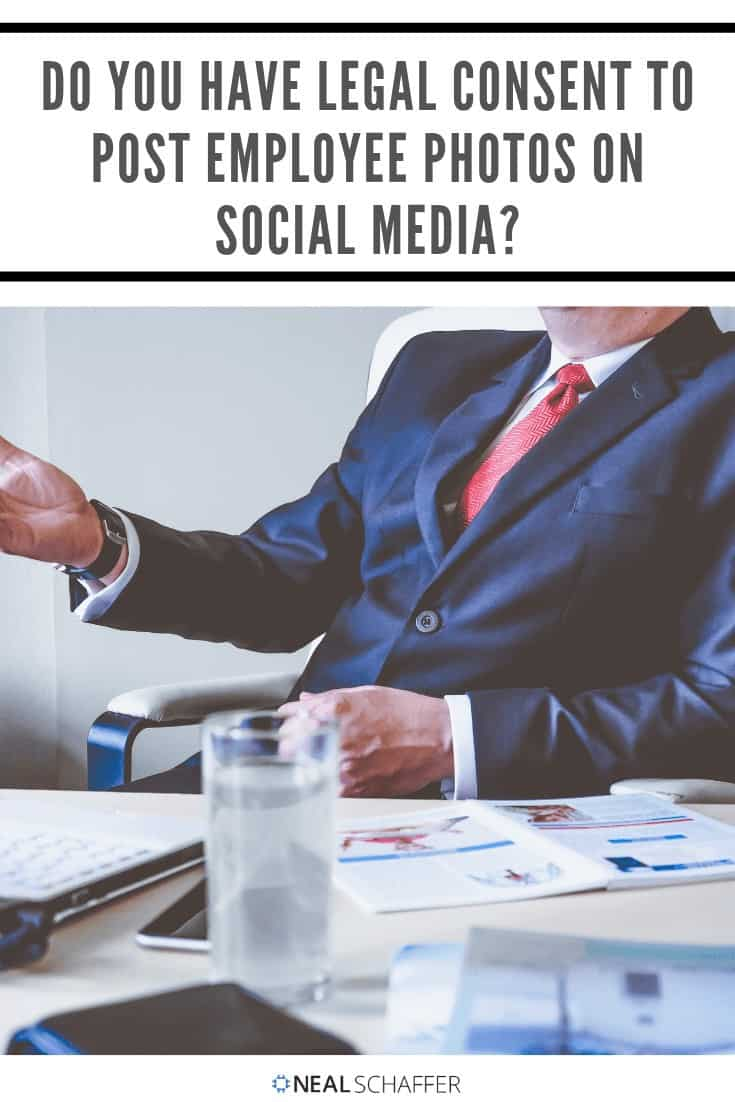 Do you have legal consent posting employee pictures on company websites or social media? Publishing employee photos without consent might be against the law