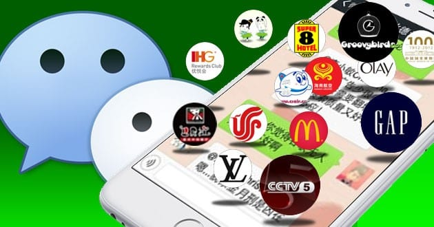 Wechat social agency