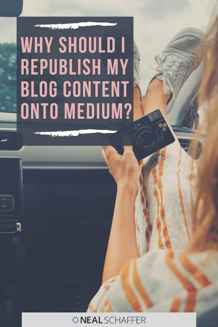 Should I Blog on Medium? Should I Republish My Content on Medium? How can you get more traffic to your blog? Try republishing your blog on Medium. Learn how to boost your blog readers by using this one trick for traffic.