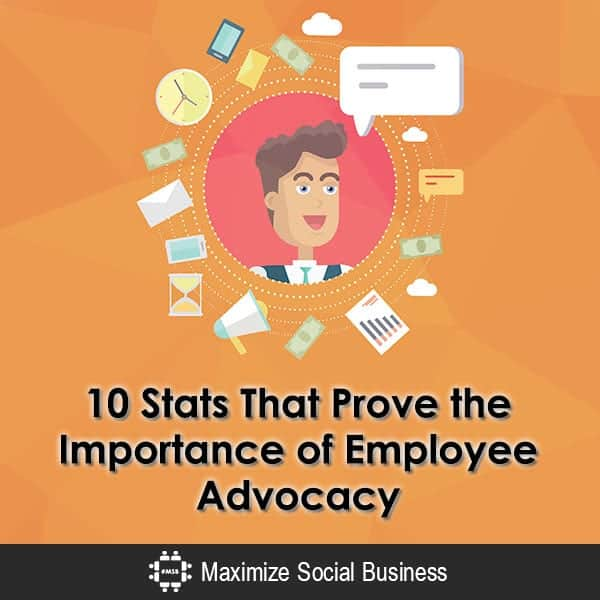 10 Stats That Prove the Importance of Employee Advocacy