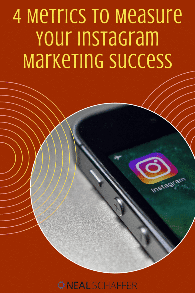 These are the 4 metrics you should use to measure your Instagram success. You can measure all of them or choose the one for you.