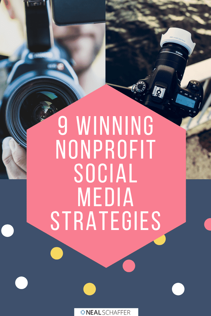 Here are the nine social media strategy for nonprofits ideas that your nonprofit can use to win with its donors! Follow the advice for social media success!