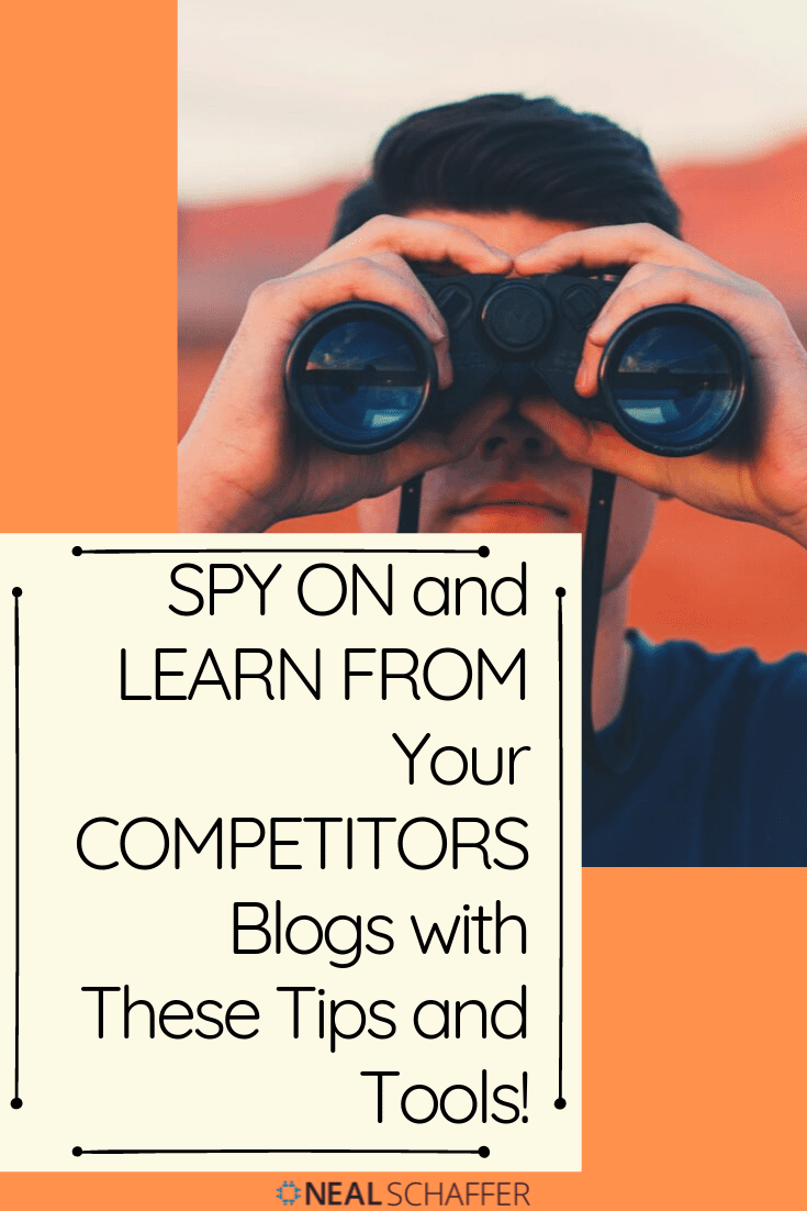 "Ever wonder what type of traffic your competitors blogs have? Here are the tools and processes to ""spy"" and do blog post analysis on your competitors blogs."