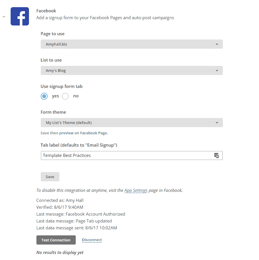 How to Add Subscription Forms to Your Social Media Accounts 15