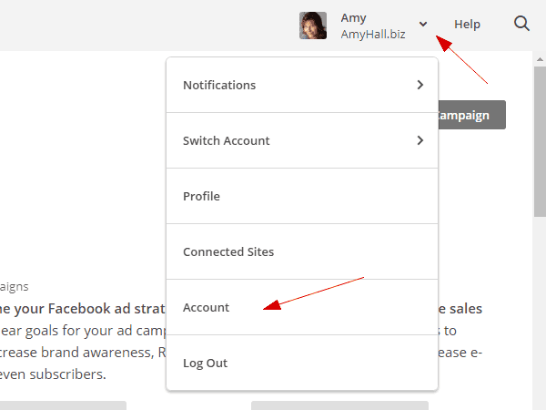 How to Add Subscription Forms to Your Social Media Accounts 3a