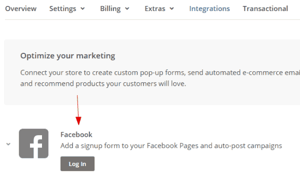 How to Add Subscription Forms to Your Social Media Accounts 5
