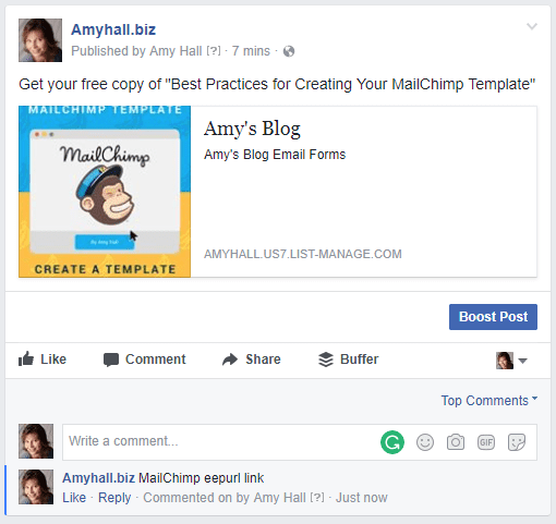 How to Add an Email Subscription Form to Facebook