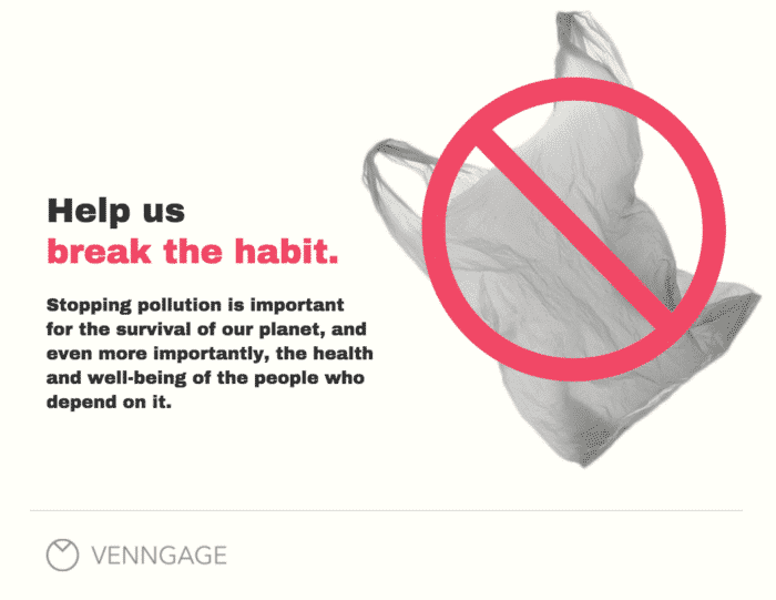 help us break the habit image
