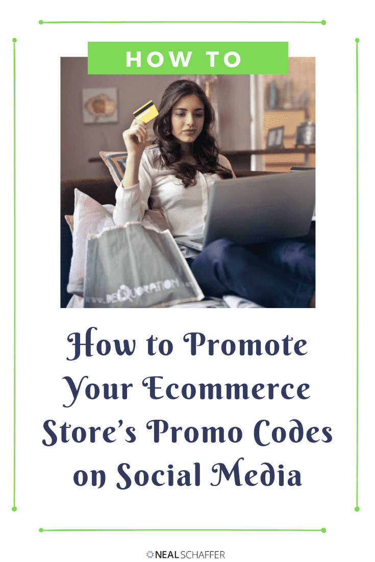 So you have an ecommerce store and want to use promo codes to sell more products. In this article learn how to use social media to promote your eCommerce store using promo codes.