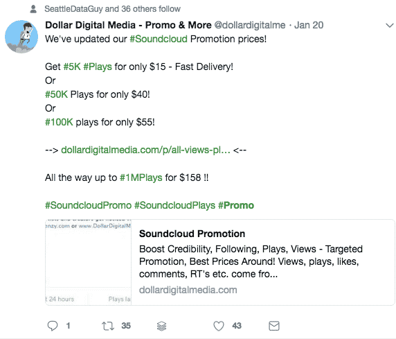 How to Promote Your Ecommerce Store's Promo Codes on Social Media