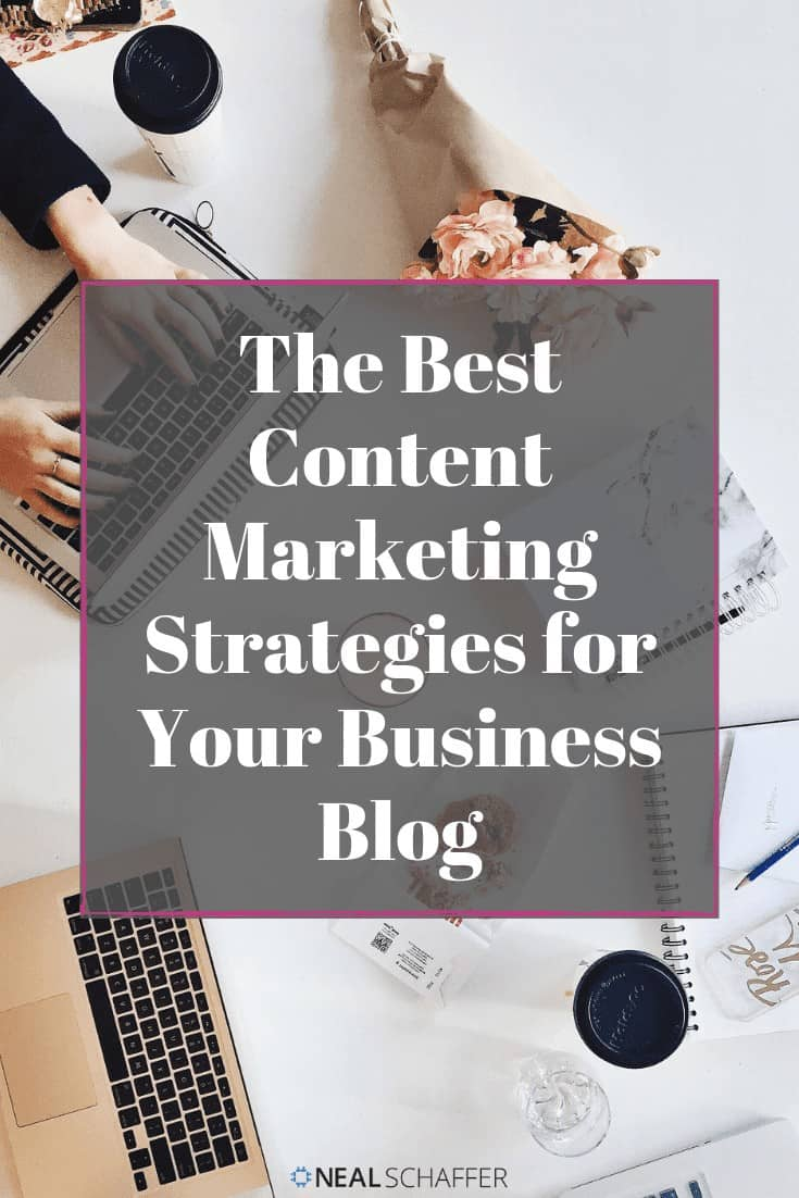 Here's how to turn your corporate blog into a content hub for your content marketing strategy and save time and resources.