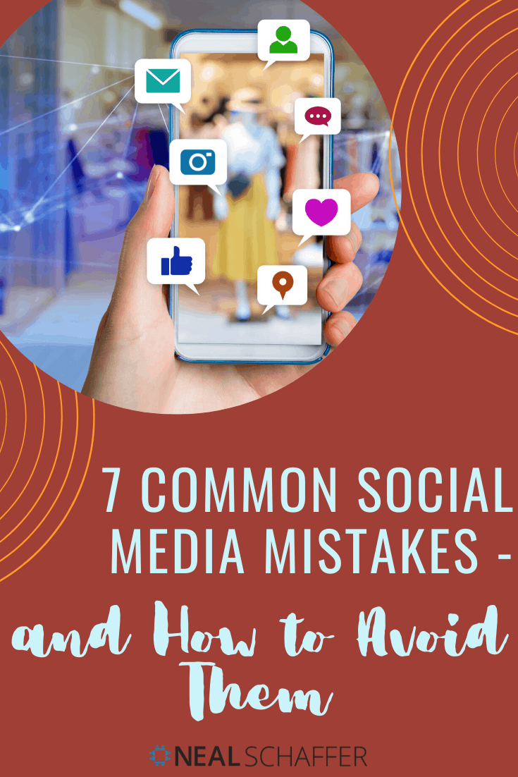 Social media mistakes business make happen often. Do you know what to do when they happen? Do you know how to avoid the mistakes altogether? Learn how.