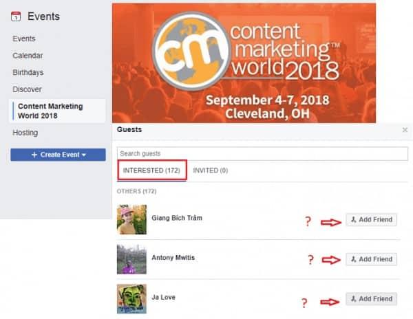 content-marketing-facebook-event