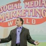 Neal Schaffer social media speaker social media marketing world #smmw18