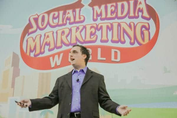 Neal Schaffer social media speaker social media marketing world #smmw18