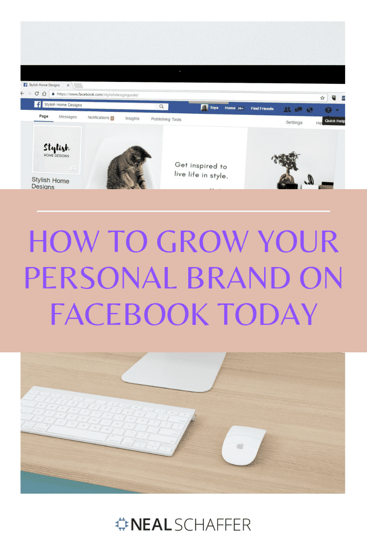Why your personal brand on Facebook is more significant for marketing than a business page. Learn how to grow it in spite of cruel algorithms.