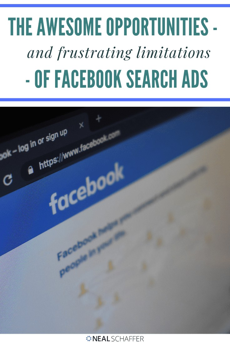 Facebook ads are an excellent value for the ROI you receive. Are Facebook search ads worth the trouble and as profitable as their regular ads? Learn more ...
