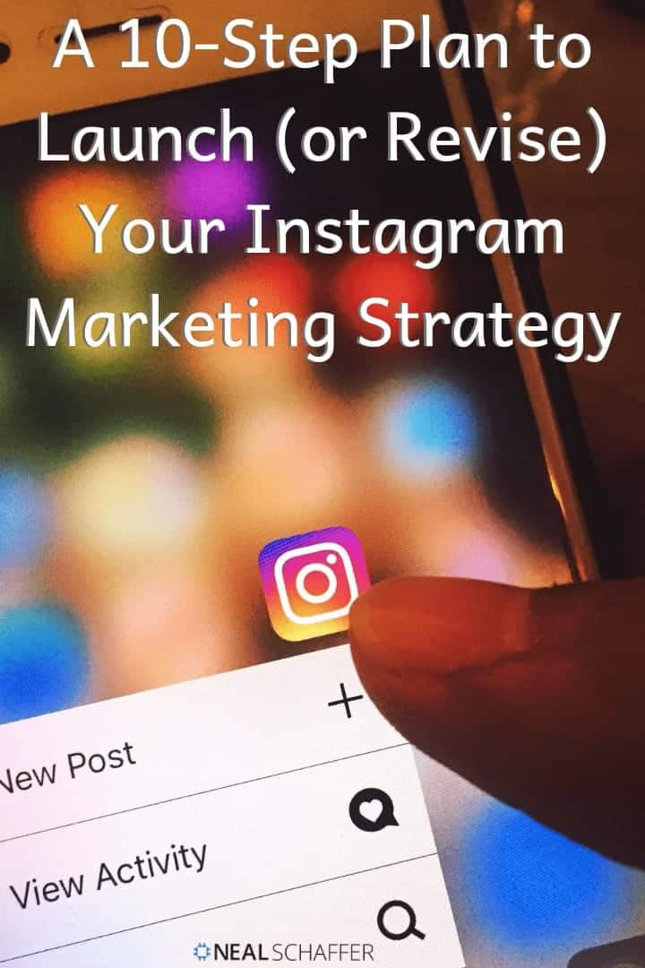 Looking to launch or revise your Instagram marketing strategy? Here's a 10-step plan that will handhold you through the process in minutes!