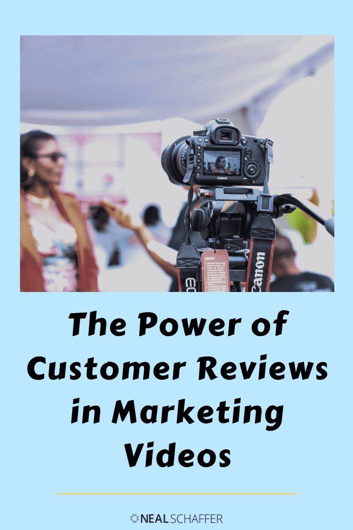 The Power of Customer Reviews in Marketing Videos