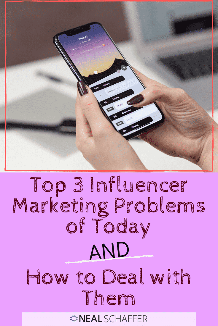 Influencer Marketing Problems: How to Deal with The Top 3 Challenges