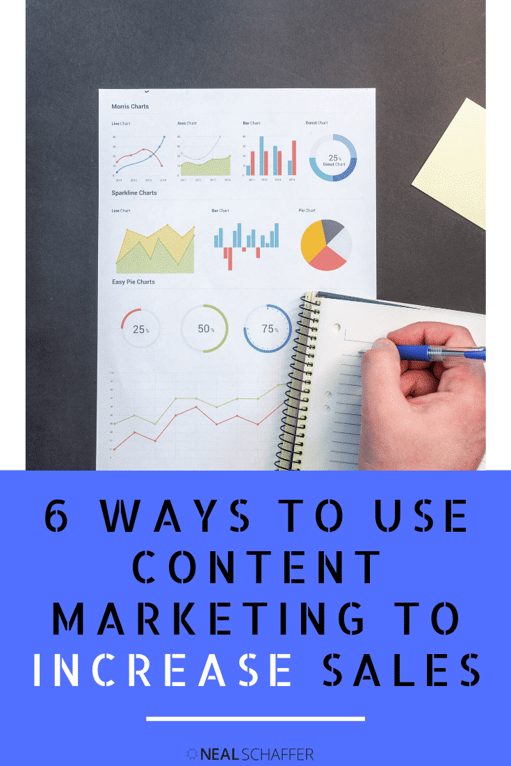 How can you use content marketing to increase sales? Looking for actionable tips to help you drive traffic and increase sales? You're in the right place!