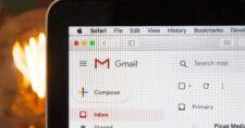 email marketing statistics | gmail google mail screenshot