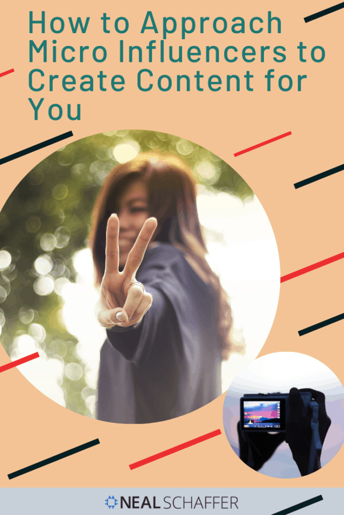 Why create content in-house when you can leverage UGC from influencers? Learn how to approach micro influencers for content creation here.